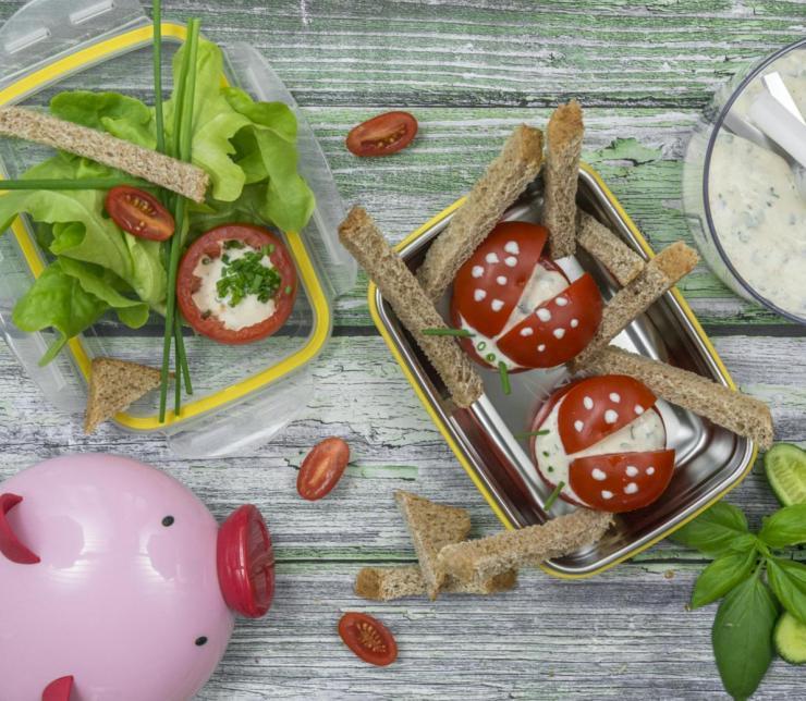 Gesunde Ernährung für Kinder – auch unterwegs