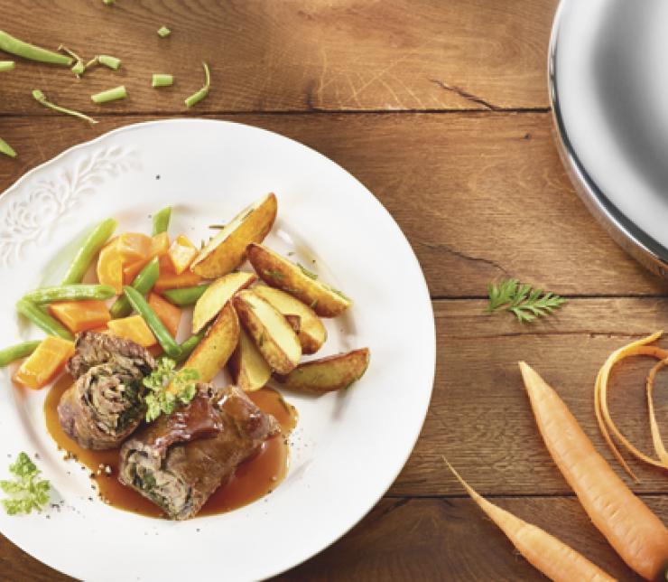 Turbo Schnellkochen – koche leckere Gerichte in kürzester Zeit mit dem Secuquick softline