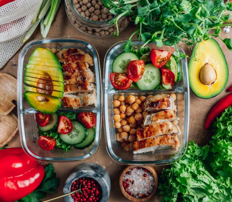 Meal Prepping – Vorkochen leicht gemacht!
