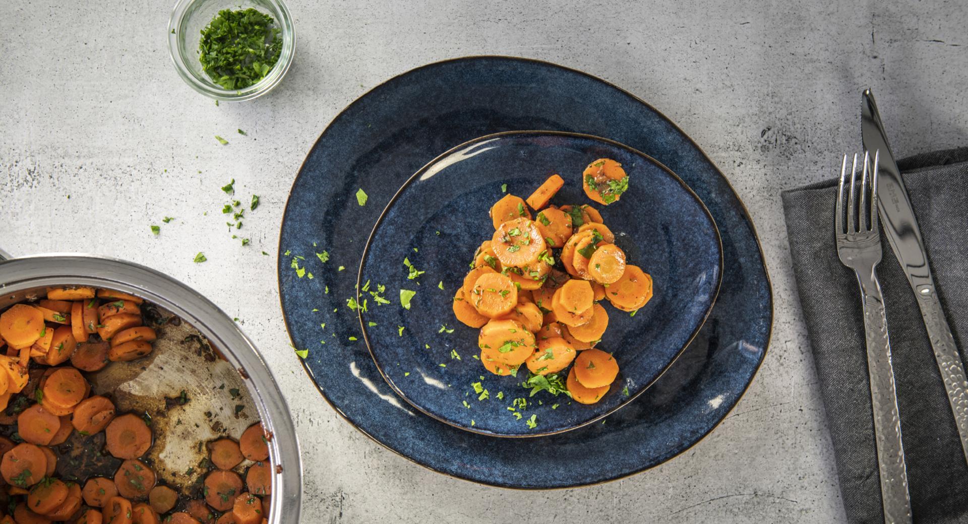 Marsala Karotten