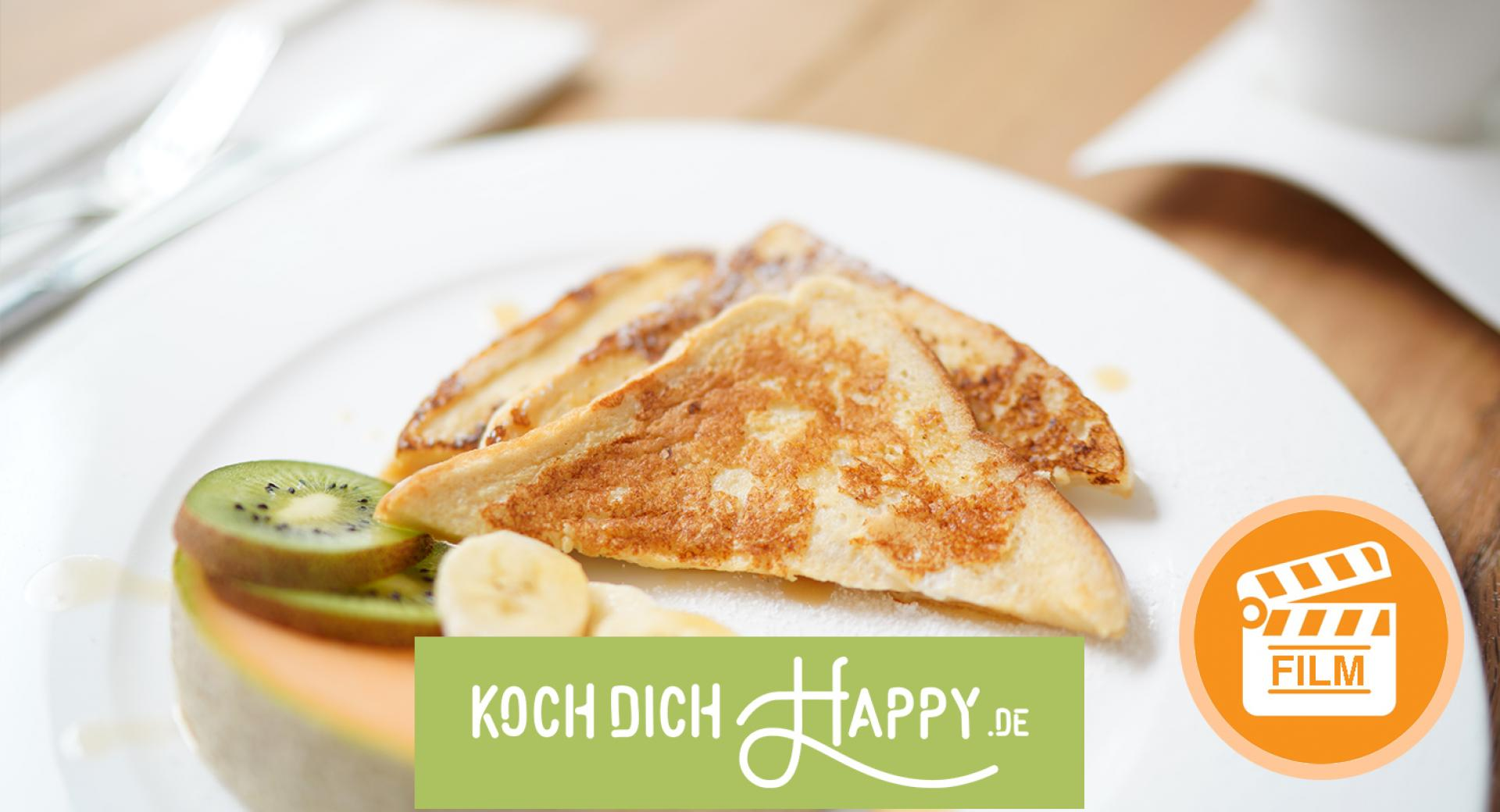 VIDEO! Armer Ritter / French Toast