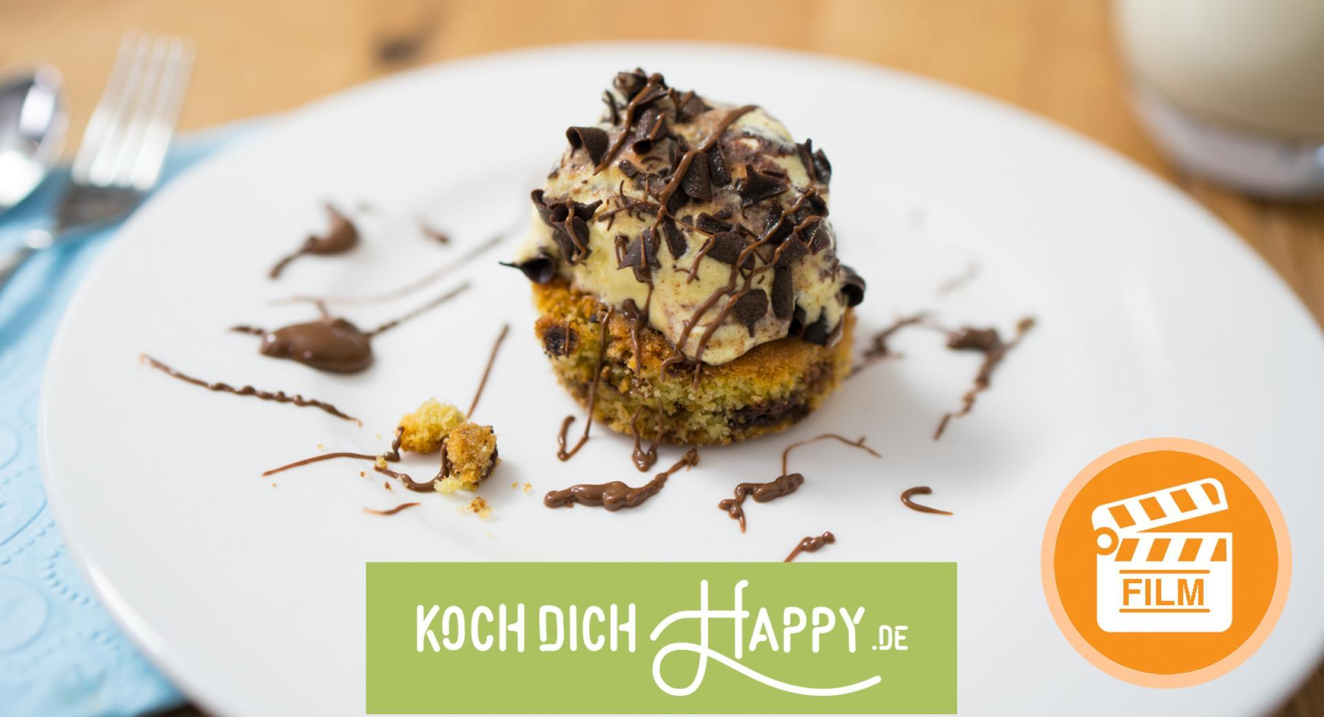 VIDEO! Cookie-Küchlein