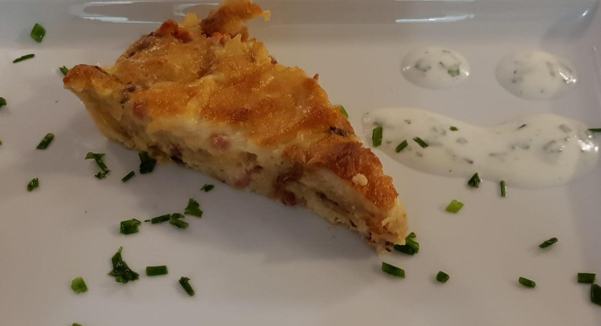 Omelette Tarte