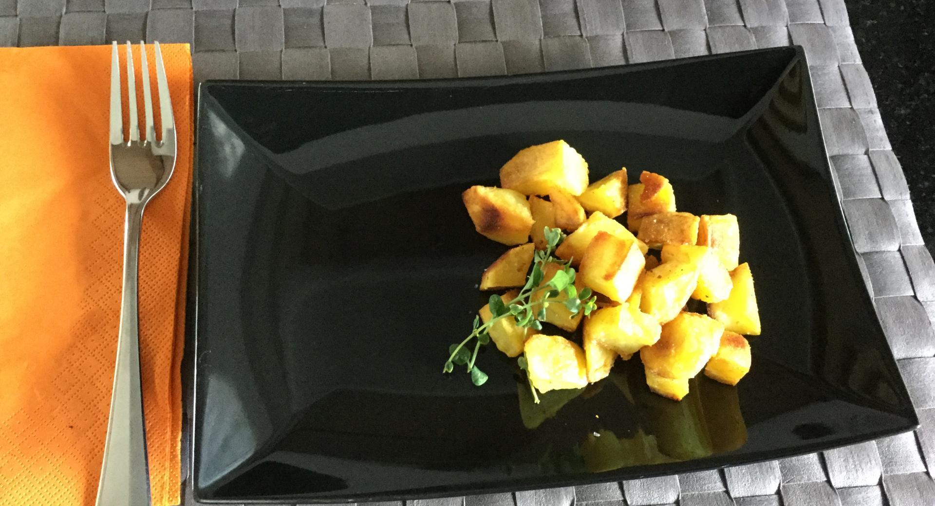 Bratkartoffeln wie sie sein sollten