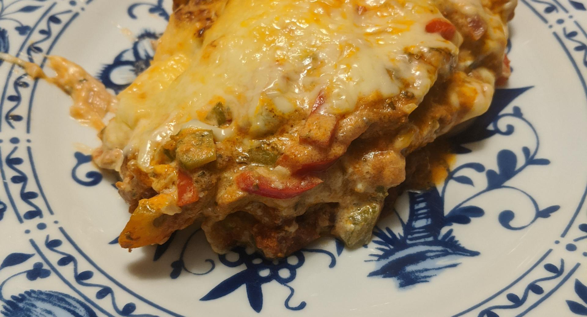 Gyros - Lasagne