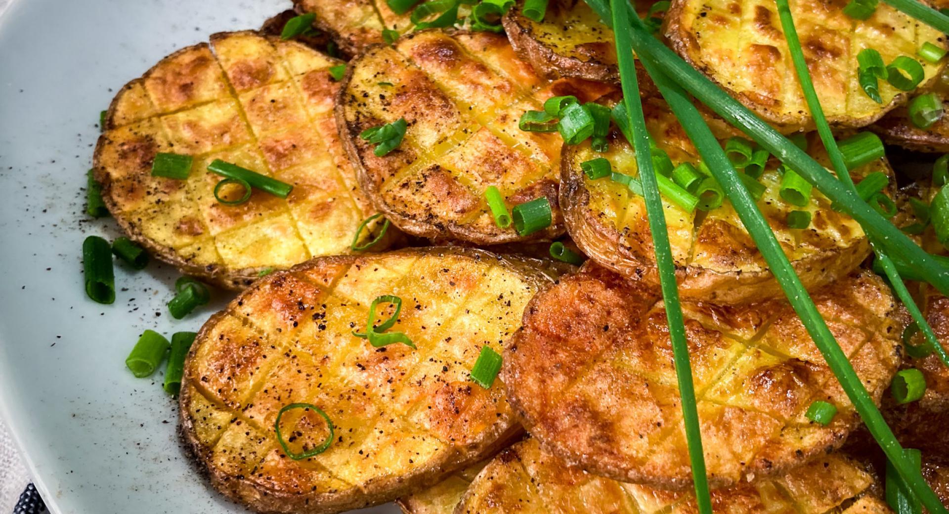 Potato Griddies