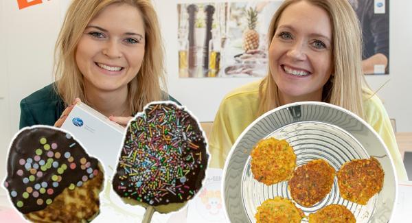 Kochen für Kids mit Britta und Sarah - Das Video
