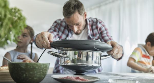 Backen mit Navigenio – wie aus deinem Topf ein kompakter Ofen wird