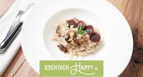 Video! Mein wilder Risotto