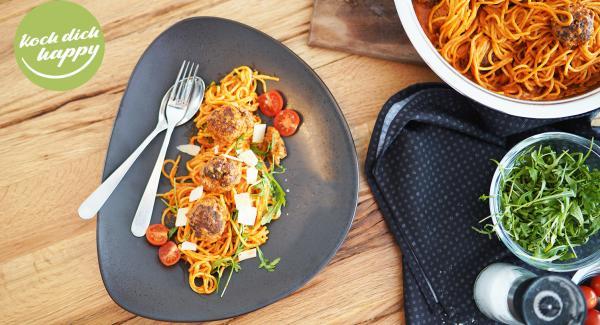 AMC Spaghetti mit Hackbällchen