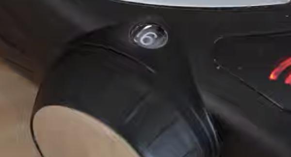 Den 4,0 oder 4,5 Liter Topf auf der Navigeno stellen und auf Stufe 6 einschalten.