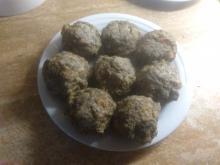 Leberknödel ( beilage oder Suppeneinlage)