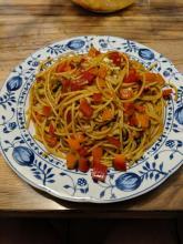 Spaghetti - Curry