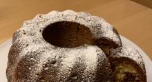 Crunchy Cream Marmor Gugelhopf