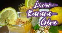 Lemon Banana Cream